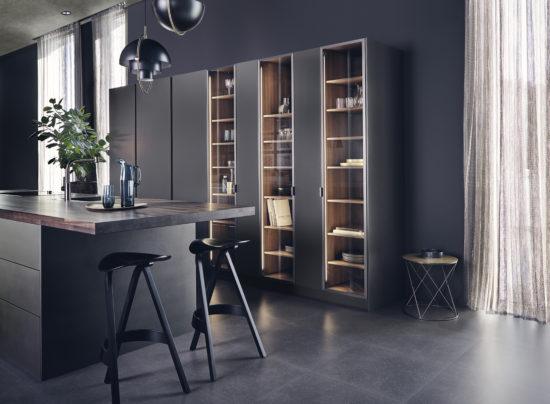 vitrines cuisine Leicht Wels Décoration Antibes